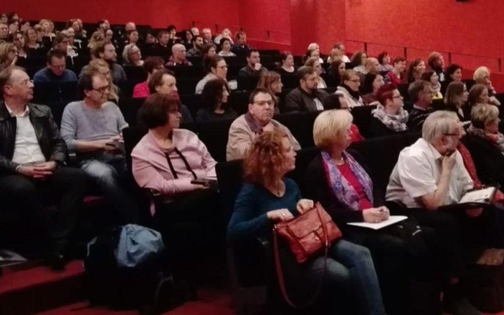 Teilnehmer Fachtag Autismus und Ethik